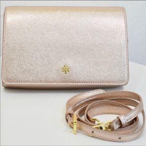 Tory Burch Emerson Combo Crossbody Handbag